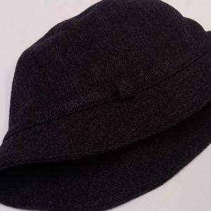 Prada Wool Bucket Hat Large